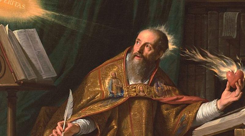 24 de abril: conversión de San Agustín