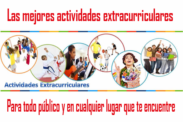 Extracurriculares
