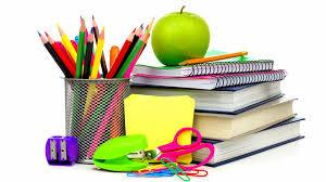 Listado de útiles escolares 2021
