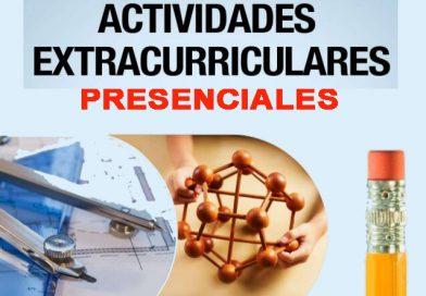 Extracurriculares PRESENCIALES